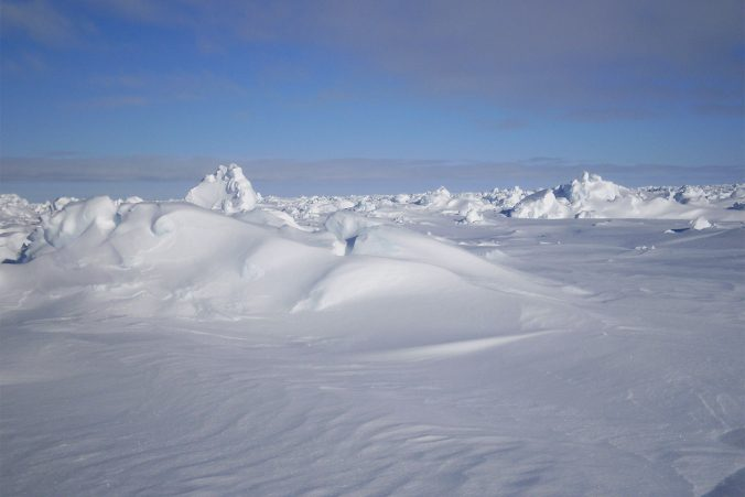 Why Studying Antarctica